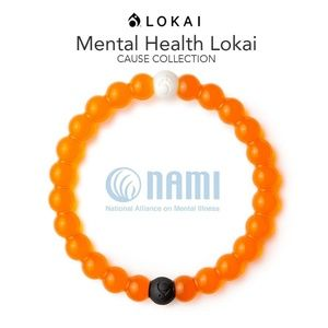 "Lokai Bracelet ""Mental Health"" Stop the Stigma"